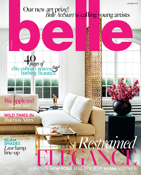 Belle-October-Cover